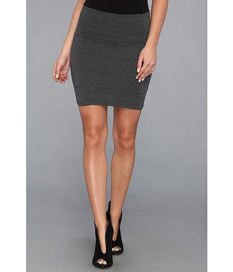 Fuste Gabriella Rocha - Kimberly High Waisted Skirt - Grey