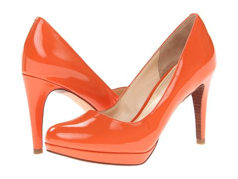 Pantofi Cole Haan - Chelsea Pump - Orange Patent