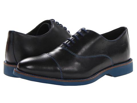 Pantofi Donald J Pliner - Epic - Black/Black Calf