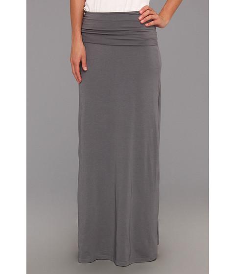 Fuste Splendid - Modal Long Skirt - Shadow