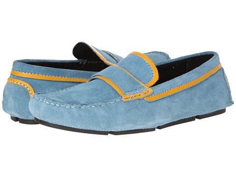 Pantofi Bugatchi - Agam - Sky