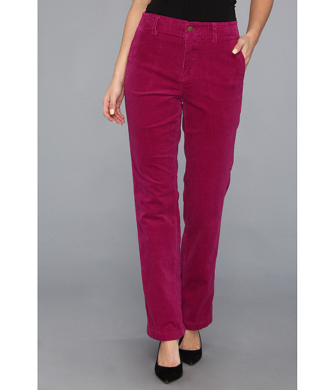 Pantaloni Caribbean Joe - Stretch Corduroy Pocket Pant - Wicked Berry
