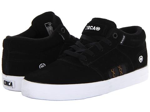 Adidasi Circa - Walker - Black/White