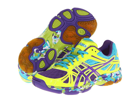 "Adidasi ASICS - GEL-Flashpointâ""¢ - Flash Yellow/Prince Blue/Turquoise"