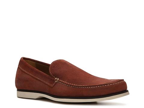 Pantofi John Varvatos - Monaco Loafer - Rust Red
