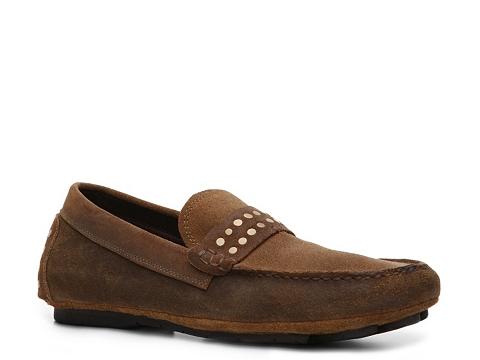 Pantofi John Varvatos - U.S.A. Dean Loafer - Brown