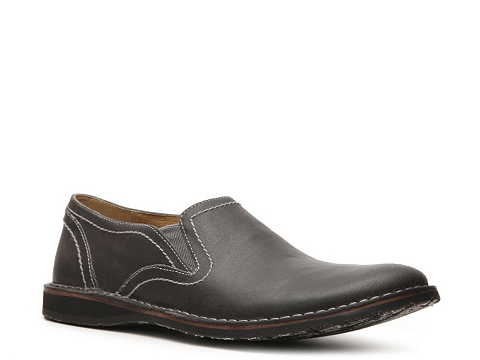 Pantofi John Varvatos - Hipster Slip-On - Grey