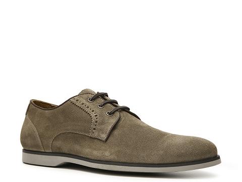 Pantofi John Varvatos - Monaco Deck Oxford - Taupe