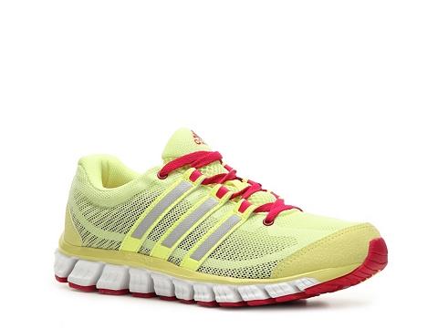 Adidasi adidas - Liquid Ride Running Shoe - Womens - Neon Yellow/Pink/Grey