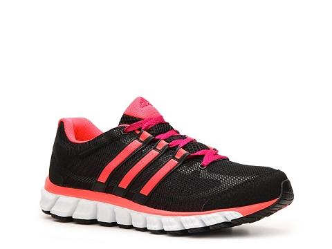 Adidasi adidas - Liquid Ride Lightweight Running Shoe - Womens - Black/Coral/Pink/White