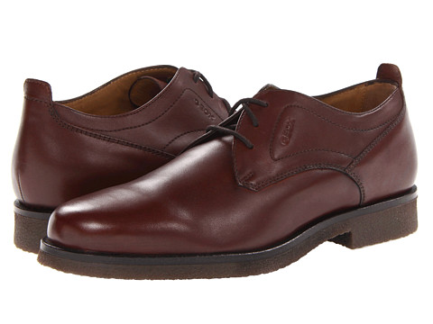 Pantofi Geox - U Claudio 9 - Cognac Leather