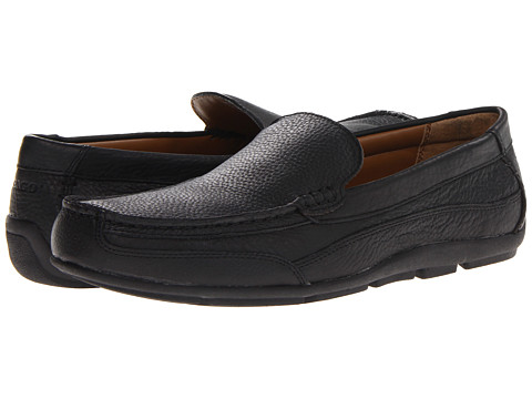 Pantofi Sebago - Captain - Black Pebble