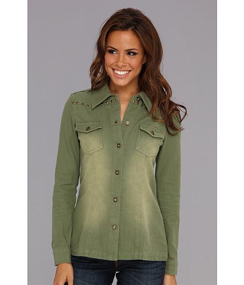 Camasi Stetson - 8491 Twill Shirt - Green