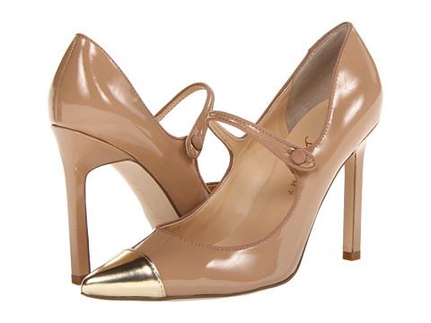 Pantofi Ivanka Trump - Carni - Nocciola/Nocciola/Modern Gold 10