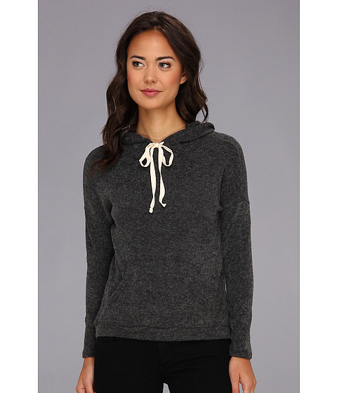 Bluze Gabriella Rocha - Ada Pullover Hooded Sweater - Charcoal