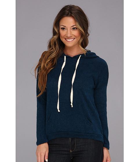 Bluze Gabriella Rocha - Ada Pullover Hooded Sweater - Teal