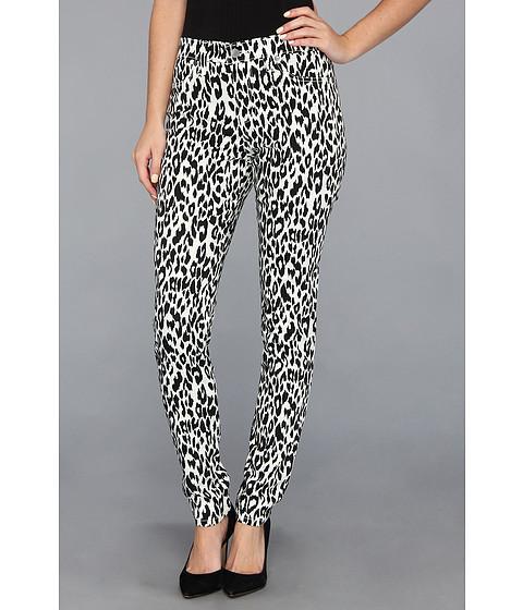 Blugi Karen Kane - Print Skinny Jean in Leopard - Leopard