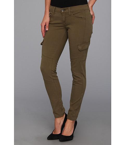 Pantaloni Lucky Brand - Charlie Super Skinny Cargo - Olive Night