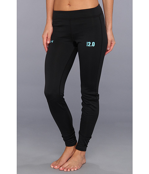 "Pantaloni Under Armour - UA BASEâ""¢ 2.0 Legging - Black/Cortez"