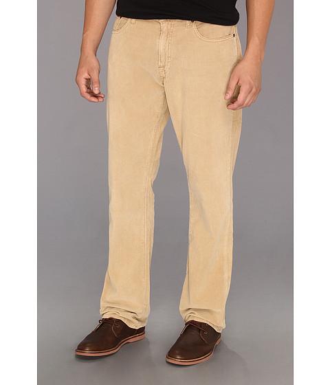 Pantaloni Lucky Brand - 221 Original Straight Cords - Earth Brown
