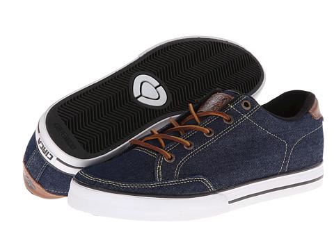 Adidasi Circa - Lopez 50 Slim - Indigo Denim/White