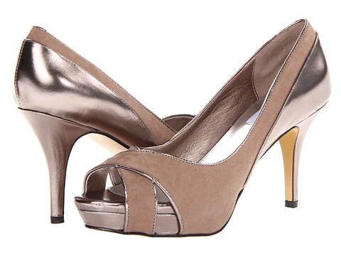 Pantofi rsvp - Alaia - Taupe/Pewter
