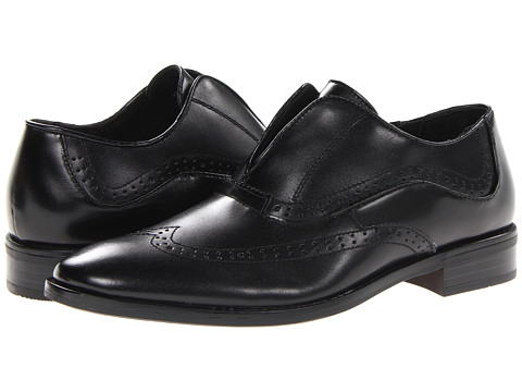 Pantofi Stacy Adams - Harper - Black Leather