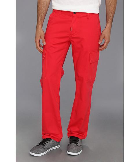 Pantaloni L-R-G - Lickshot Cargo True Straight Pant - Nantucket Red