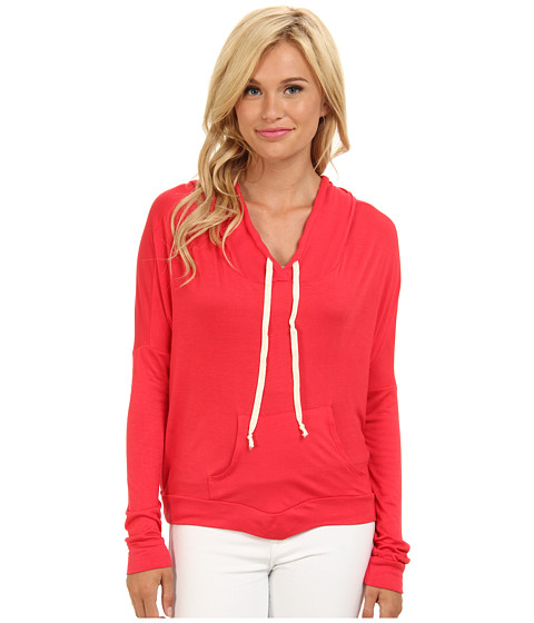 Bluze Gabriella Rocha - Allison Pullover Hooded Sweater - Red