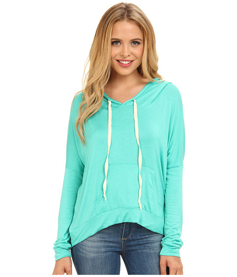 Bluze Gabriella Rocha - Allison Pullover Hooded Sweater - Green