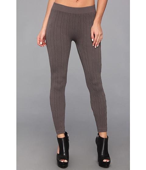 Pantaloni Gabriella Rocha - Cable Knit Legging - Grey