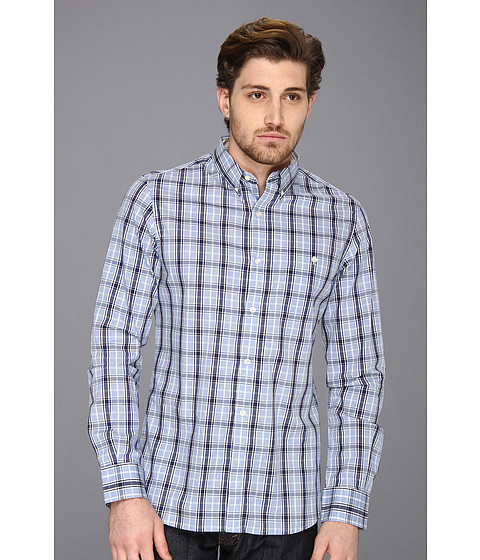 Camasi French Connection - University Bold Check L/S Shirt - Delft Bold Check
