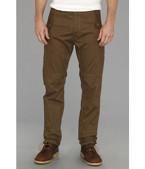 Pantaloni French Connection - Peach Pie Twill Pant - Beech