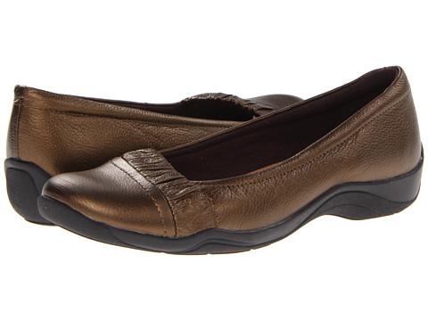 Balerini Clarks - Kessa Myrtle - Bronze Leather