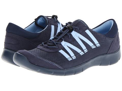 Adidasi Clarks - Hedge Tipi - Navy Suede