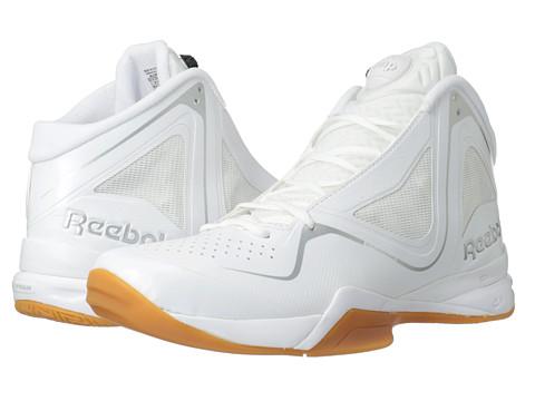 Adidasi Reebok - Pumpspective Omni - White/Steel/Gum/Sushi Green