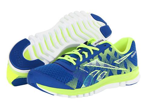 Adidasi Reebok - Reebok SubLite Duo Chase - Trust Blue/Neon Yellow/White