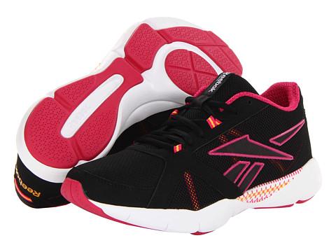 Adidasi Reebok - FitnisFlare 2 - Black/Candy Pink/White/Neon Orange