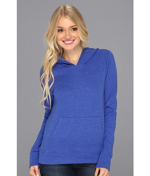 Bluze Hurley - Solid Slim Fleece Pullover - Heather Varsity Blue