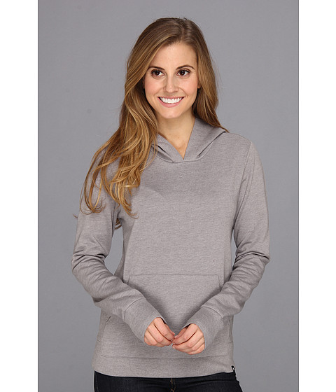Bluze Hurley - Solid Slim Fleece Pullover - Heather Grey