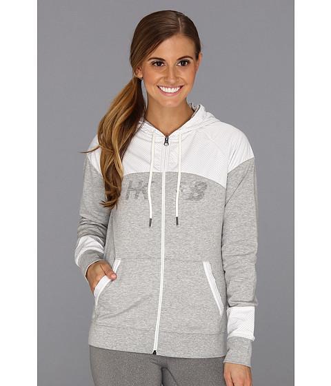 Bluze New Balance - Heidi Klum for New BalanceÃ'® HKNB Iconic Hoodie - Athletic Grey
