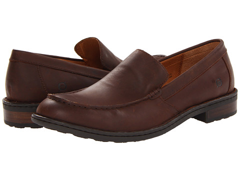 Pantofi Born - Adams - Mink (Brown) Full Grain Leather