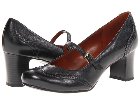Pantofi Naturalizer - Jepson - Black Leather
