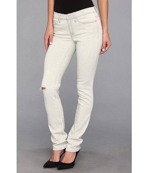 Blugi Calvin Klein Jeans - Destroyed Straight Legging in Ghost Grey - Ghost Grey