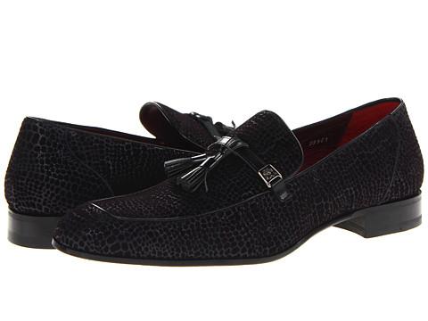 Pantofi Mezlan - Novara I - Black/Blue