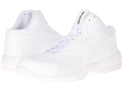 Adidasi Reebok - Reebok Court Flyer - White/White/White