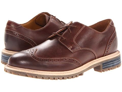 Pantofi Sebago - Pinehurst Wing - Brown