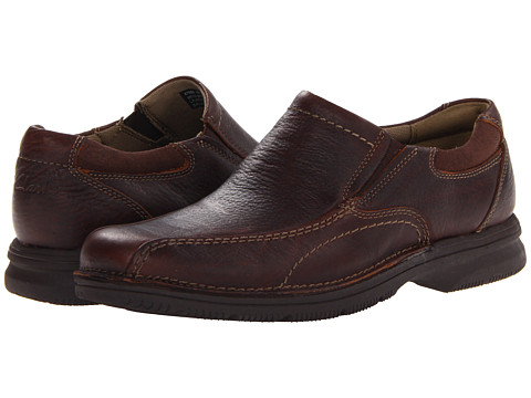 Pantofi Clarks - Senner Pine - Brown Tumbled