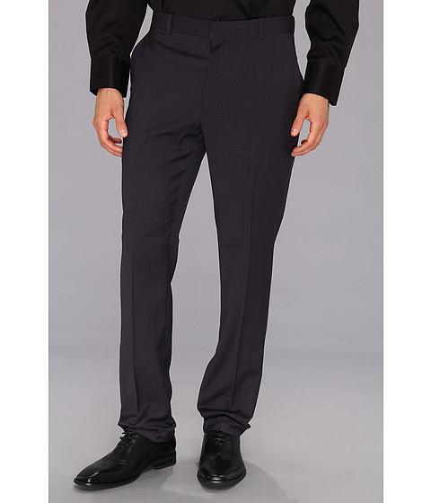 Pantaloni Perry Ellis - Slim Fit Solid Pant - Slate