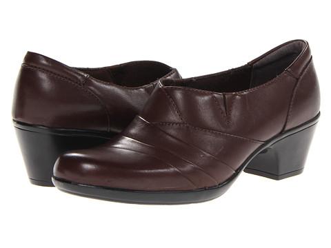 Pantofi Clarks - Ingalls Loch - Brown Leather